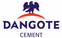 dangote cement stock price